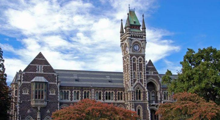 Giao lưu cùng sinh viên Đại học Otago, New Zealand