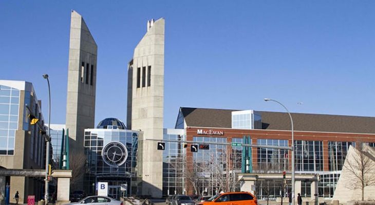 Du học Canada trường MacEwan - Đại học hàng đầu tỉnh Alberta