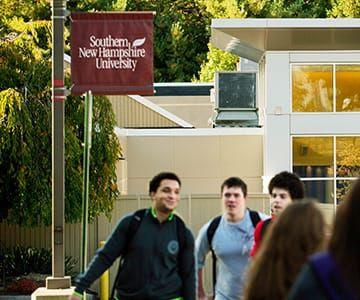 Du học Mỹ - Học bổng Đại học $36.000 từ trường Southern New Hampshire
