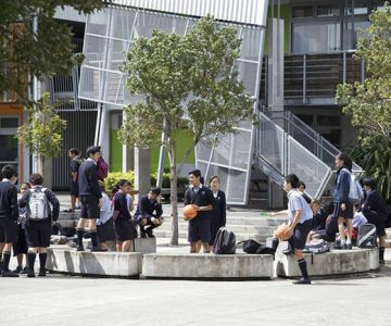 Du học trung học tại New Zealand 2018, trường Sancta Maria College
