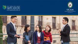Du học Châu Âu dễ dàng cùng Đại học UCAM, Tây Ban Nha