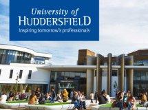 Học bổng du học Anh - Đại học Huddersfield năm 2018 – 2019