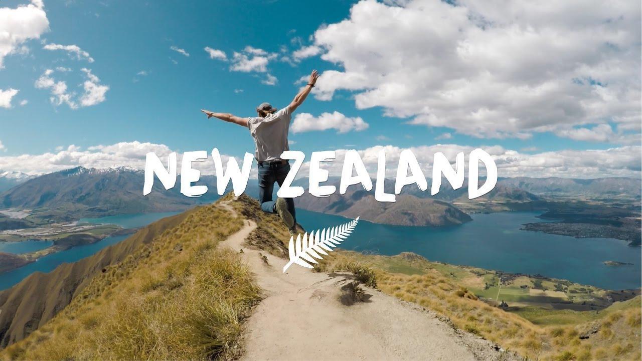 Khung cảnh đất nước New Zealand