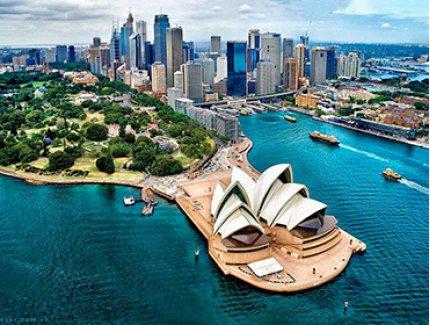 Học bổng Úc