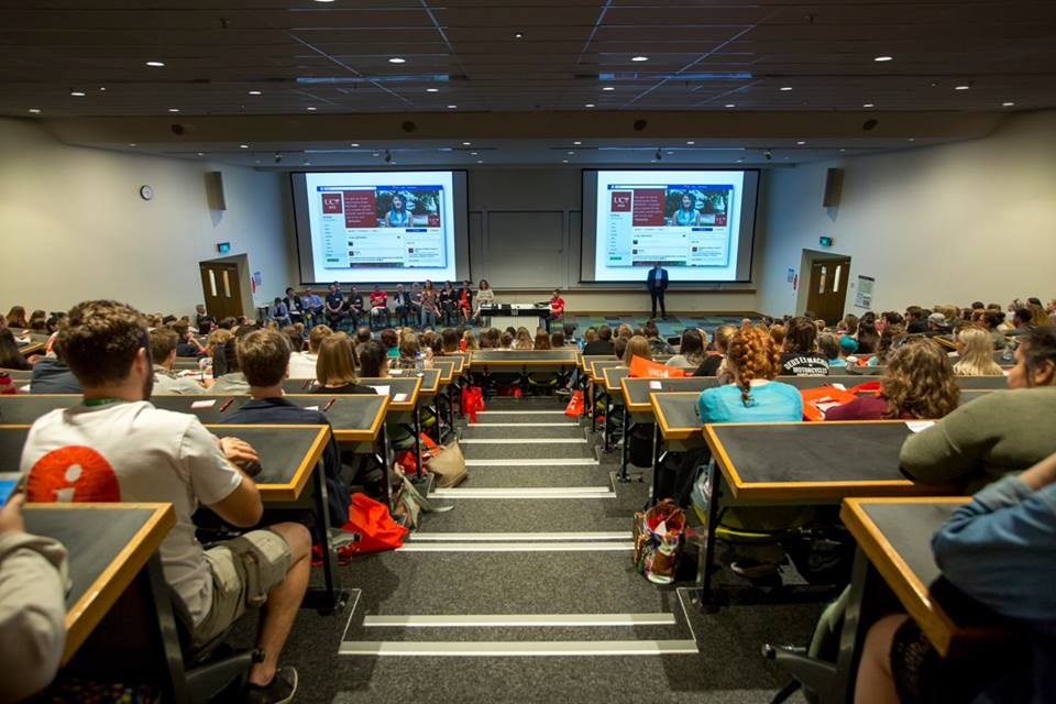 Trường Đại học Canterbury, Christchurch, New Zealand