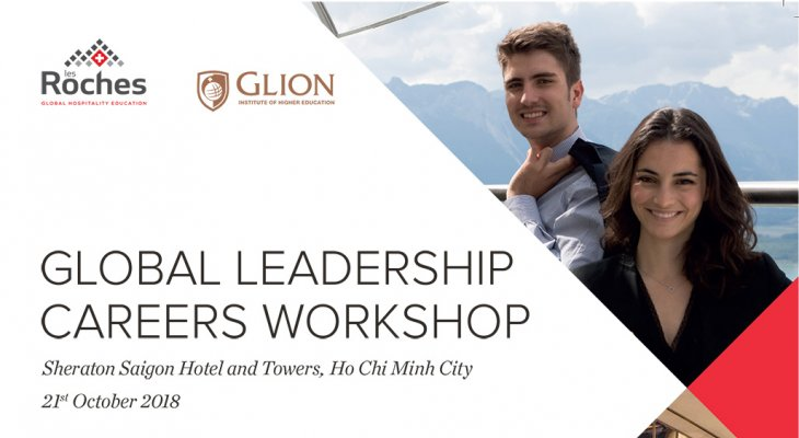Workshop Nghệ thuật lãnh đạo trong ngành Hospitality & Quản lý thương hiệu cao cấp