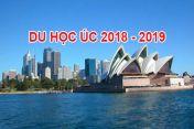 Danh sách các trường ưu tiên tại Úc 2018
