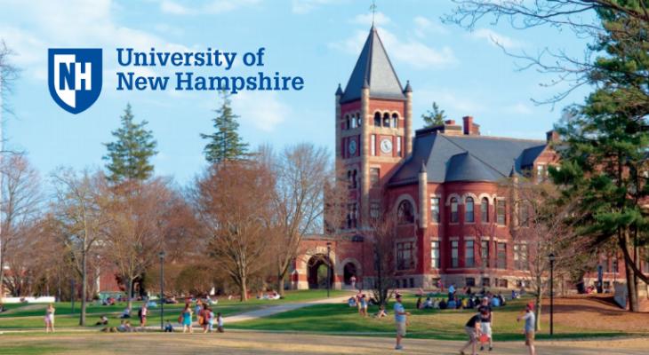 Du học Mỹ với học bổng đến $10,000/năm từ trường Đại học New Hampshire