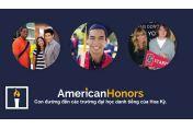 Sinh viên American Honors được chấp nhận vào những trường Đại học nào?