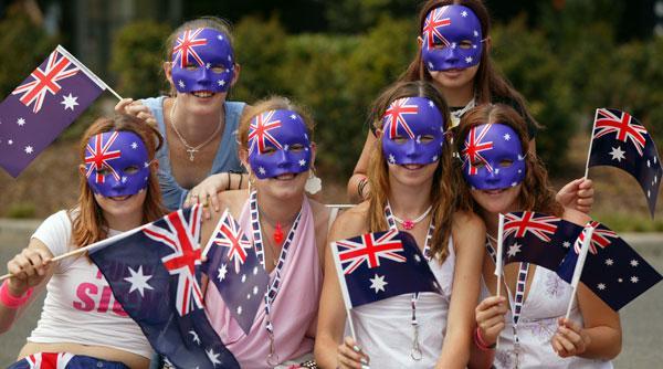 Kết quả hình ảnh cho văn hóa Australia
